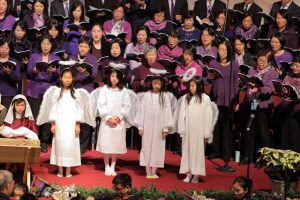 Joint Christmas Musical Celebration 中英文堂聯合聖誕節音樂崇拜 @ Toronto Christian Community Church